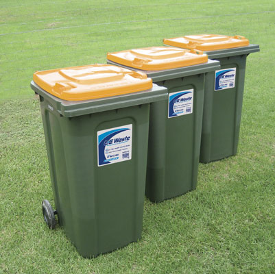 Wheelie Bins Goondiwindi Regional Council