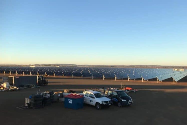 Oakey Solar Farm