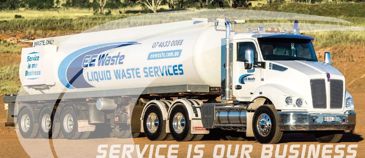 E&E Waste Management Liquid Waste Service