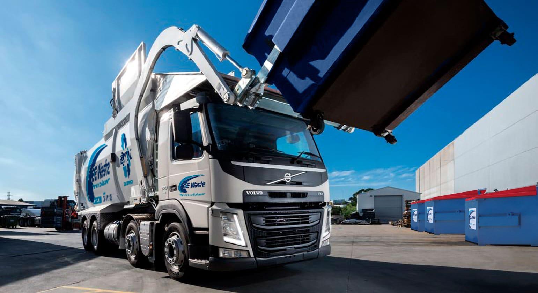 Volvo E&E Waste Management Solutions
