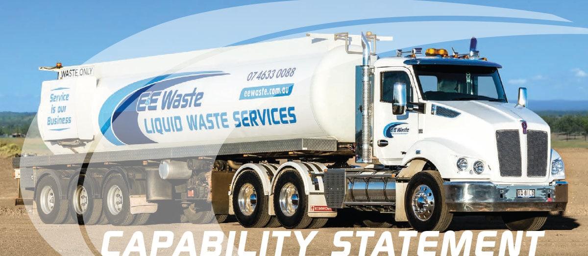 Capability Liquid Waste Services
